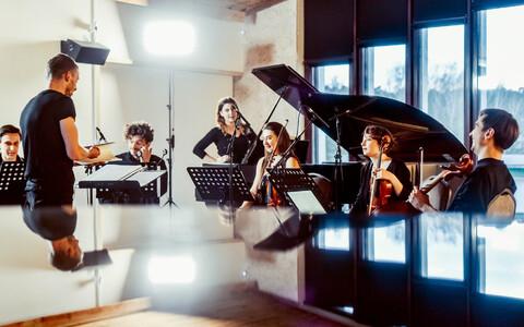 Дни эстонской музыки 2021.