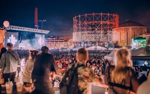 Музыкальный фестиваль Flow