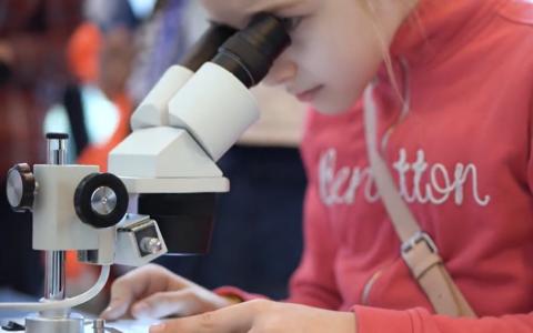 Õpilaste teadusfestival toimus sel aastal 20. korda.