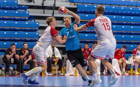Käsipalli EM-valikmäng: Eesti – Austria