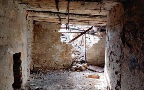 Подземные ходы на территории строящегося квартала Fahle Park.