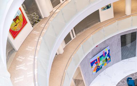 Галерея в Kadrioru Plaza.