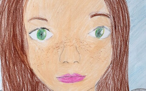 Рисунок Марты-Акселлы Фрейман.