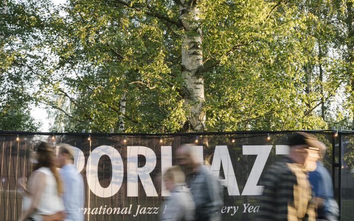 В Финляндии отменили джазовый фестиваль Pori Jazz.
