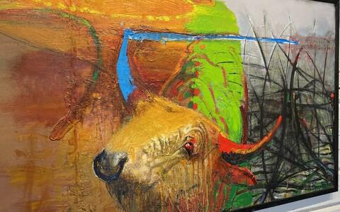 Выставка Тийта Пяэсуке.