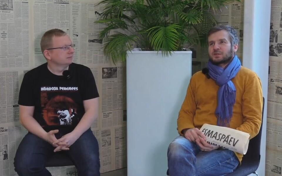 Tristan Priimägi ja Jaak Kilmi
