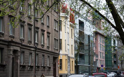 Apartments in Tallinn.