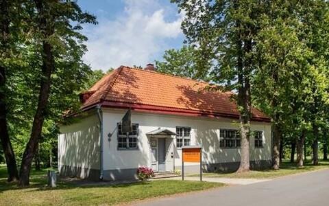 Дом-музей Петра I в Кадриорге.