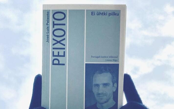 """José Luís Peixoto """"Ei ühtki pilku"""""""