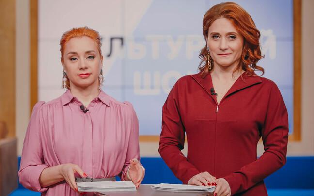 Съемки передачи