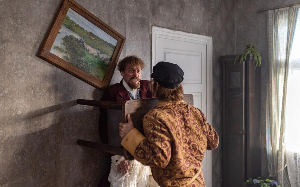 Tallinnas algasid Bornhöhe teosel