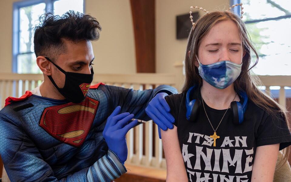 USA-s tehtud katsed annavad lootust, et laste ja noorte vaktsineerimist lubatakse ka Euroopas