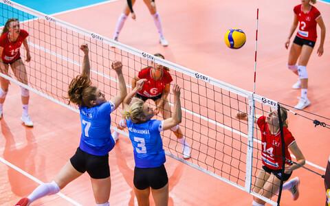 Сборная Эстонии дала бой, но проиграла Швейцарии.