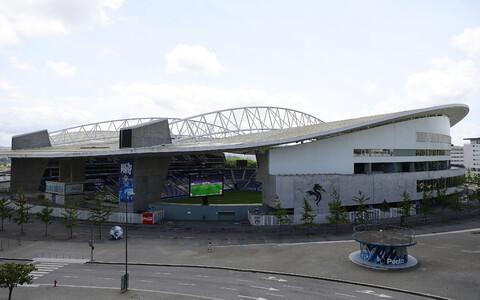 Dragao staadion Portos