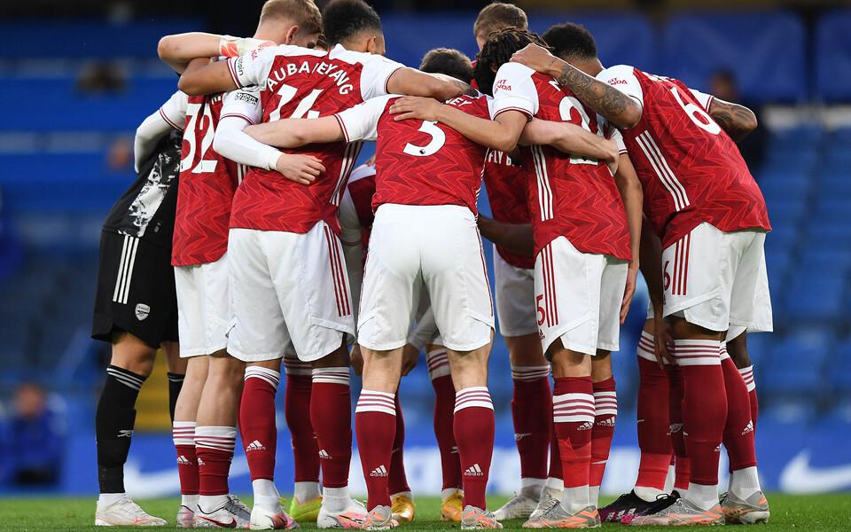 Arsenali mängijad