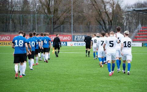 Eesti noortekoondised.