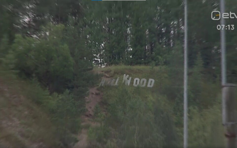 Hollywoodi mägi Tartumaal