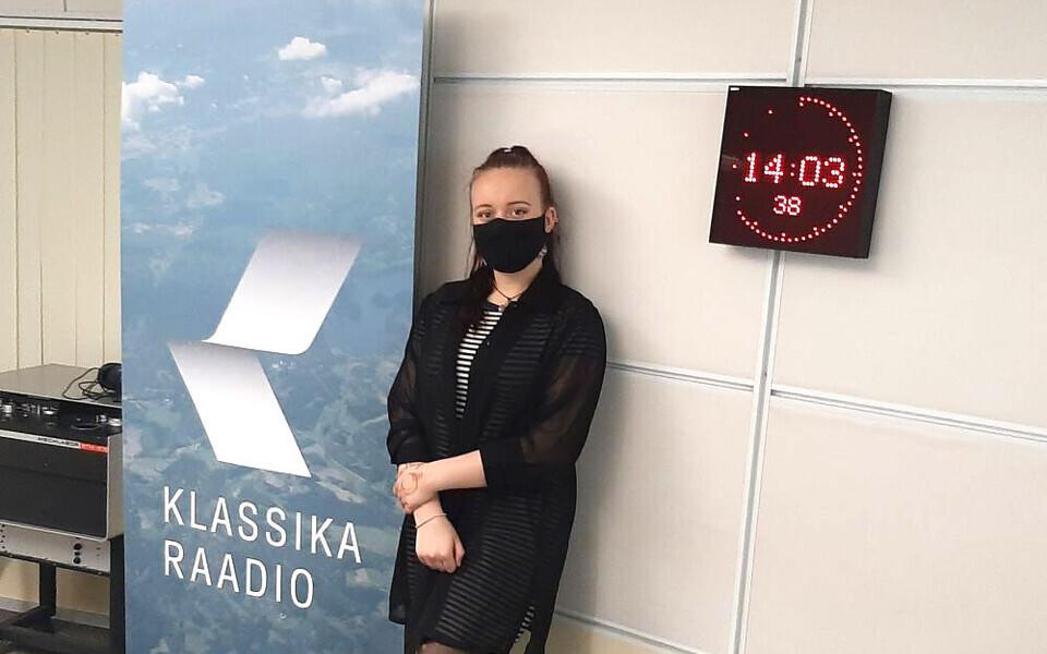 Ere Kama Tartu stuudios.