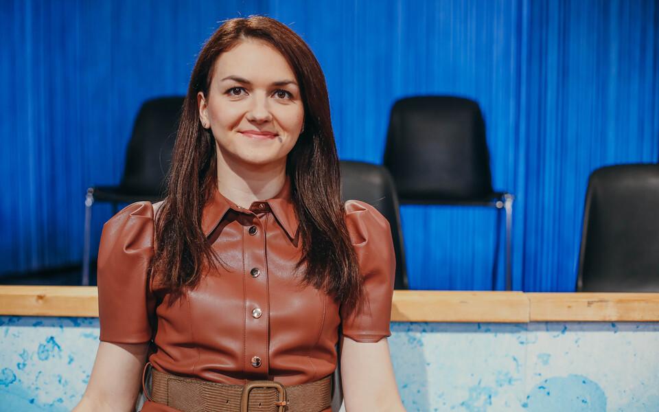 Мария Абраменкова.