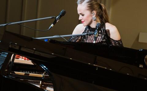 Концерт Кадри Вооранд в феврале 2021 года в концертном зале