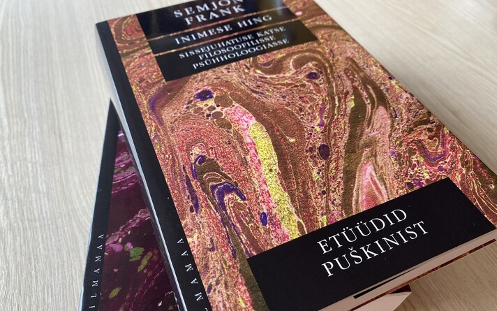 Kaks Avatud Eesti Raamatu sarjas ilmunud teost