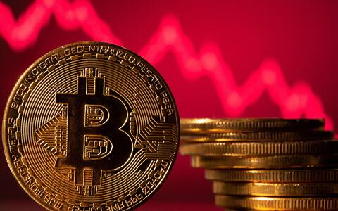 Aprillis enam kui 53 000 eurot maksnud Bitcoin kaotas oma väärtusest ligi 40 protsenti.