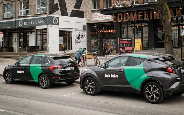 Bolt Drive вышел на рынок каршеринга весной этого года.