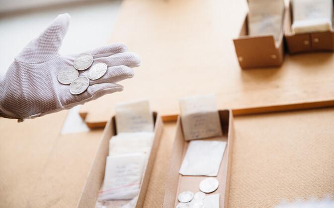 Mauri Kiudsoo tutvustab olulist mündileidu