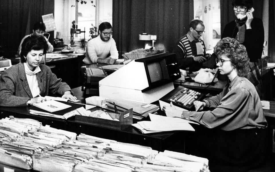 Veera Laid, Kai Siidirätsep, Tiiu Mütt, Harri Tiido, Peeter Kaldre, Eve Šanin-Haug, 1986