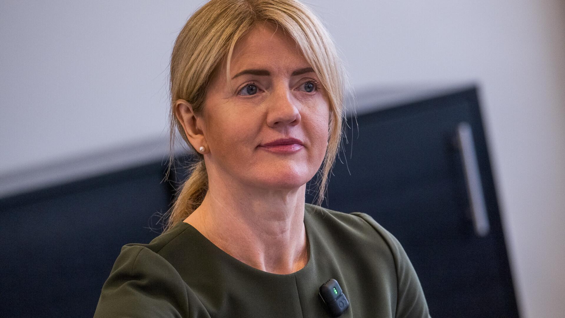Министр иностранных дел Эва-Мария Лийметс будет баллотироваться на местных  выборах | Выборы | ERR