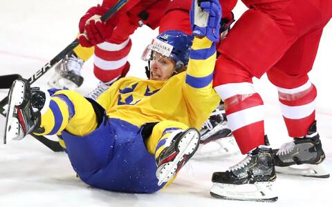 Rootsi - Venemaa mäng jäähoki MM-il