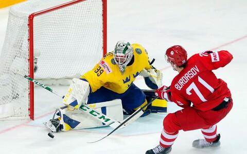 Jäähoki MM: Venemaa - Rootsi