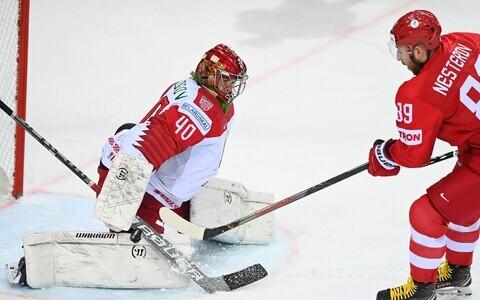 Nikita Nesterov viskas Venemaa 6:0 võidumängus Valgevene üle kohtumise viienda värava
