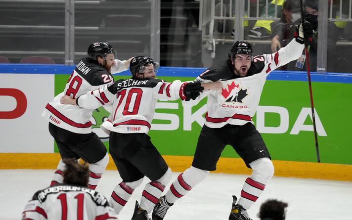 Kanada jäähokikoondis