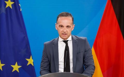 Министр иностранных дел ФРГ Хейко Маас.