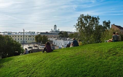Хельсинки. Иллюстративная фотография.
