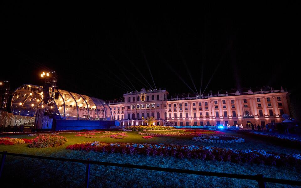 Viini Filharmoonikute suveöö kontsert Schönbrunnis