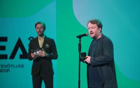 Eesti muusikaettevõtluse auhinnad 2021.