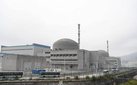 АЭС в Тайшане, Китай.