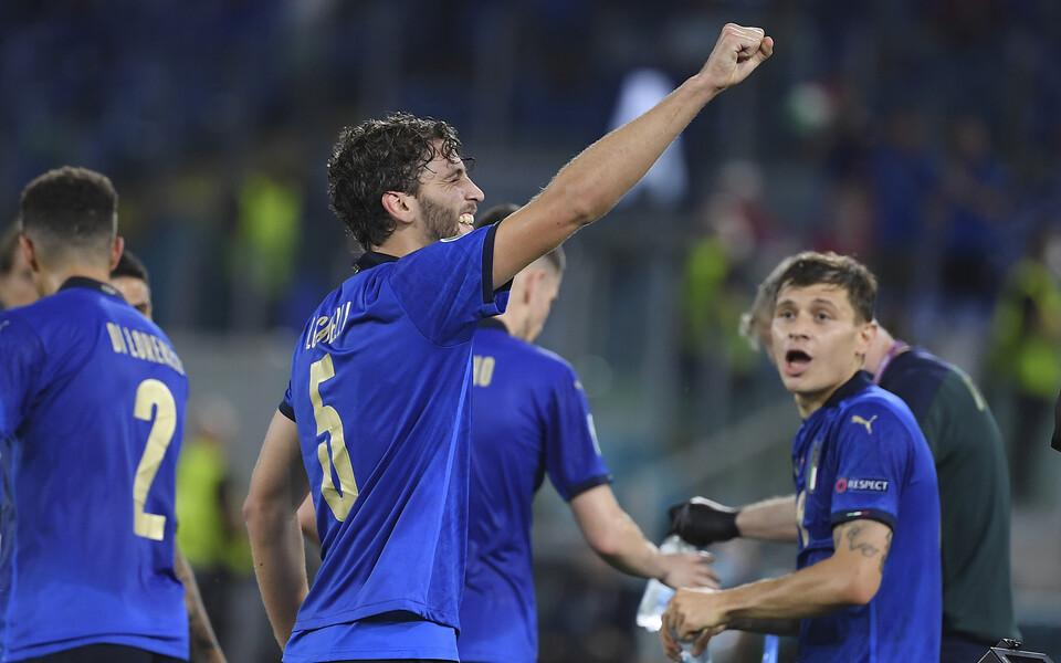 Itaalia jalgpallikoondis