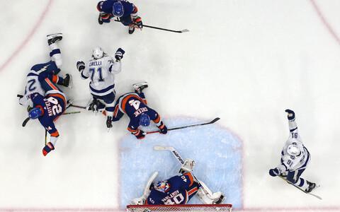 NY Islanders - Tampa Bay Lightning