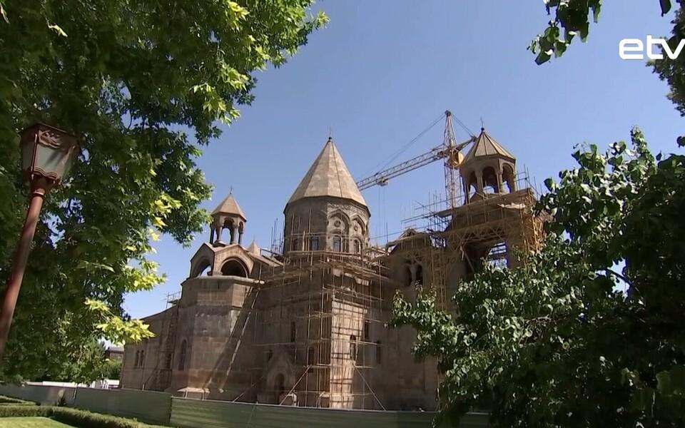 Выборы в Армении.