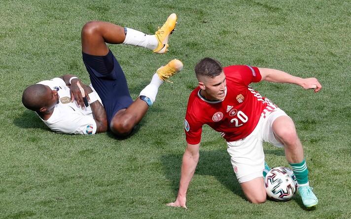 Jalgpalli EM: Ungari - Prantsusmaa