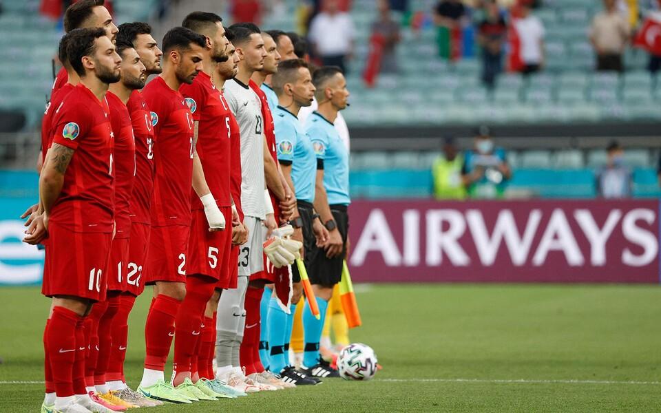 Türgi jalgpallikoondis