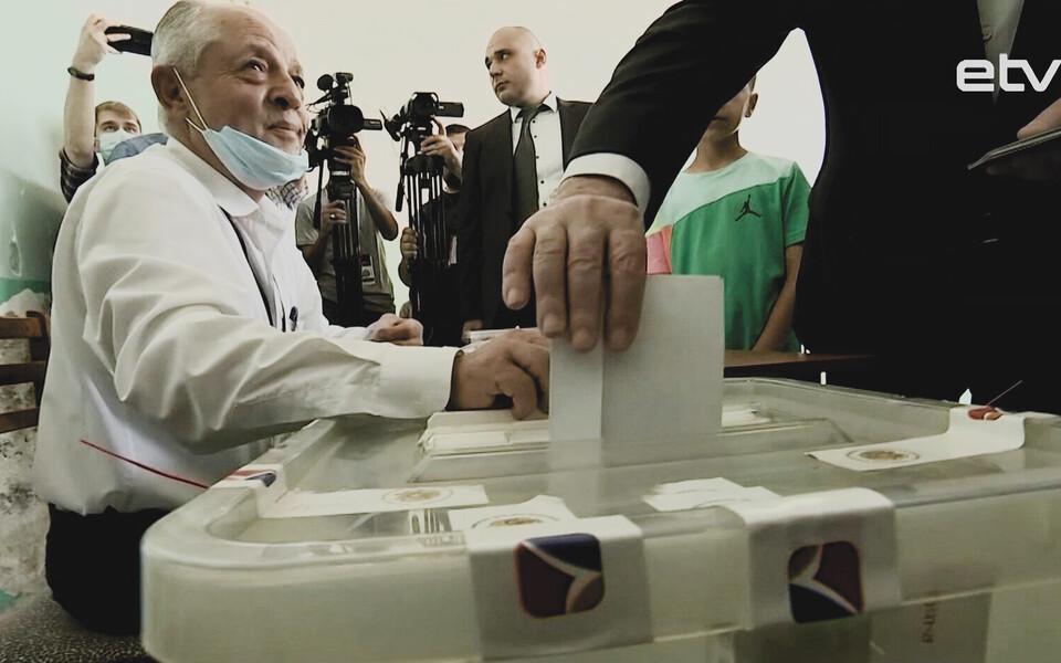 В Армении проходят внеочередные парламентские выборы.