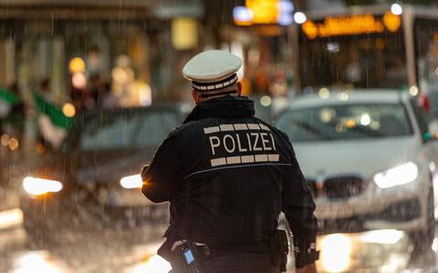 Полиция Германии. Иллюстративная фотография.