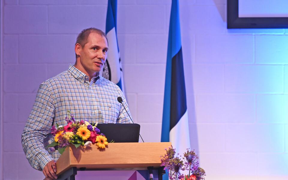 Gerd Kanter EKSL üldkogul