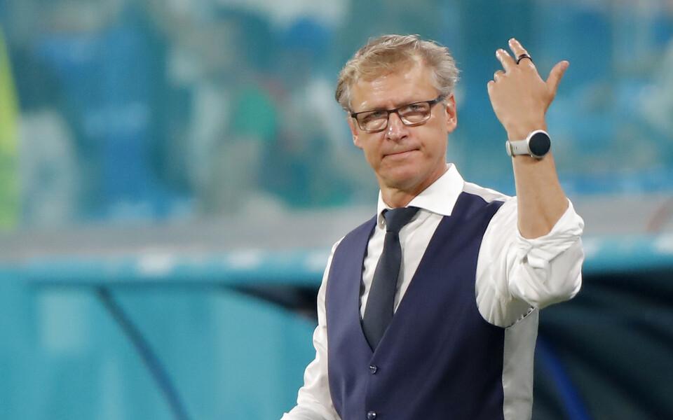 Soome peatreener Markku Kanerva