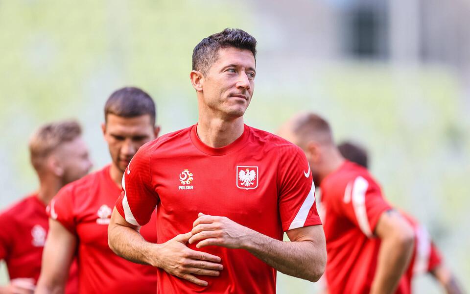 Poola vaatab Lewandowski otsa ja loodab temalt ka koondises samasuguseid imetegusid nagu Bayernis