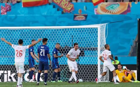 Jalgpalli EM: Slovakkia - Hispaania